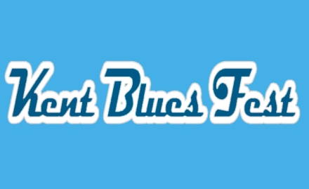 kent blues fest logo